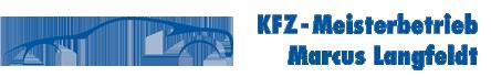 KFZ – Meisterbetrieb Marcus Langfeldt Logo